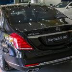 Điểm mặt Top xe siêu sang giữ giá nhất Việt Nam sau 3 năm sử dụng