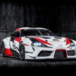 Toyota GR Supra Racing Concept sẽ ra mắt bản sản xuất năm 2020