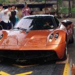 Chi tiết siêu xe Pagani thần gió của Minh Nhựa