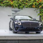 Siêu xe Bentley Continental GT hơn 20 tỷ về Việt Nam