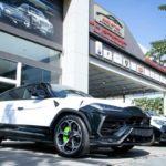 Siêu xe Lamborghini URUS khủng về Campuchia