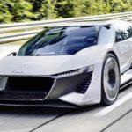 Audi PB18 E-Tron siêu xe điện cho tương lai