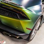 Lamborghini Huracan sơn đổi màu siêu độc đáo