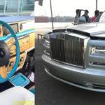 Rolls royce Phantom Series II nhập cũ của đại gia Việt phong cách Dubai