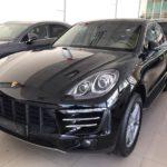 Xe sang Porsche Macan đen bóng gần 3 tỷ đồng cực sang chảnh