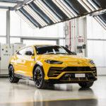 Siêu xe Lamborghini URUS màu vàng đẳng cấp đã về Việt Nam