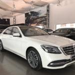 Tiếc của Mercedes S450 Luxury 2018 vừa chạy 2000 Km đã bán