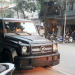 Siêu phẩm Mercedes G63 AMG độ Hamann của đại gia Hà Nội
