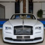 Xe đỉnh Rolls-Royce Dawn phối màu siêu độc cho tỷ phú