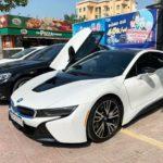 Siêu xe đẹp BMW i8 biển tứ quý sau 4 năm bán 4,2 tỷ