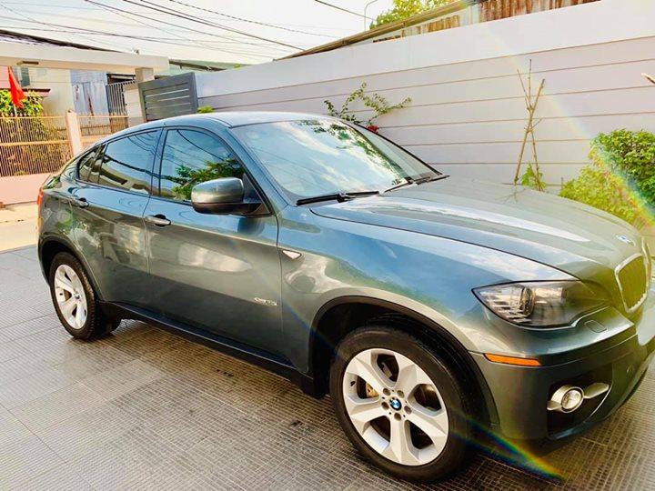 đại gia Thái Bình đi xe đẹp BMW X6