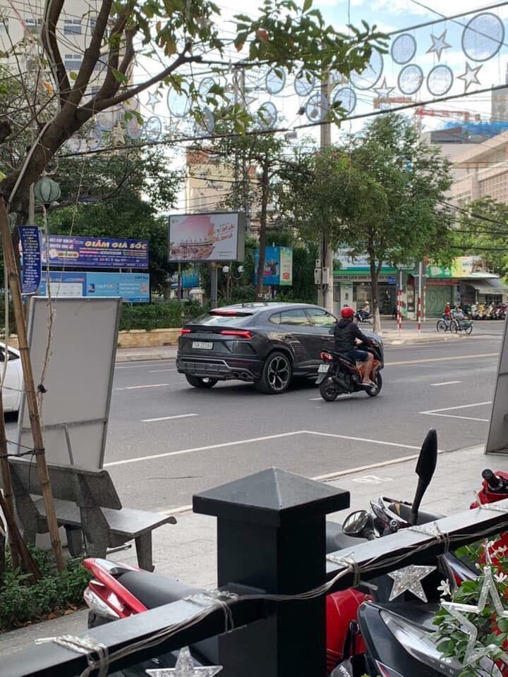 Xe khủng đại gia Nha Trang