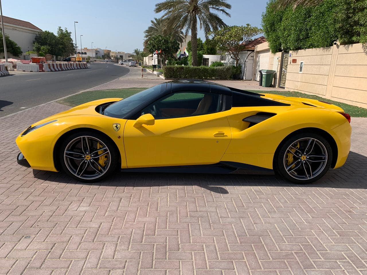siêu xe Ferrari cho đại gia mới nổi
