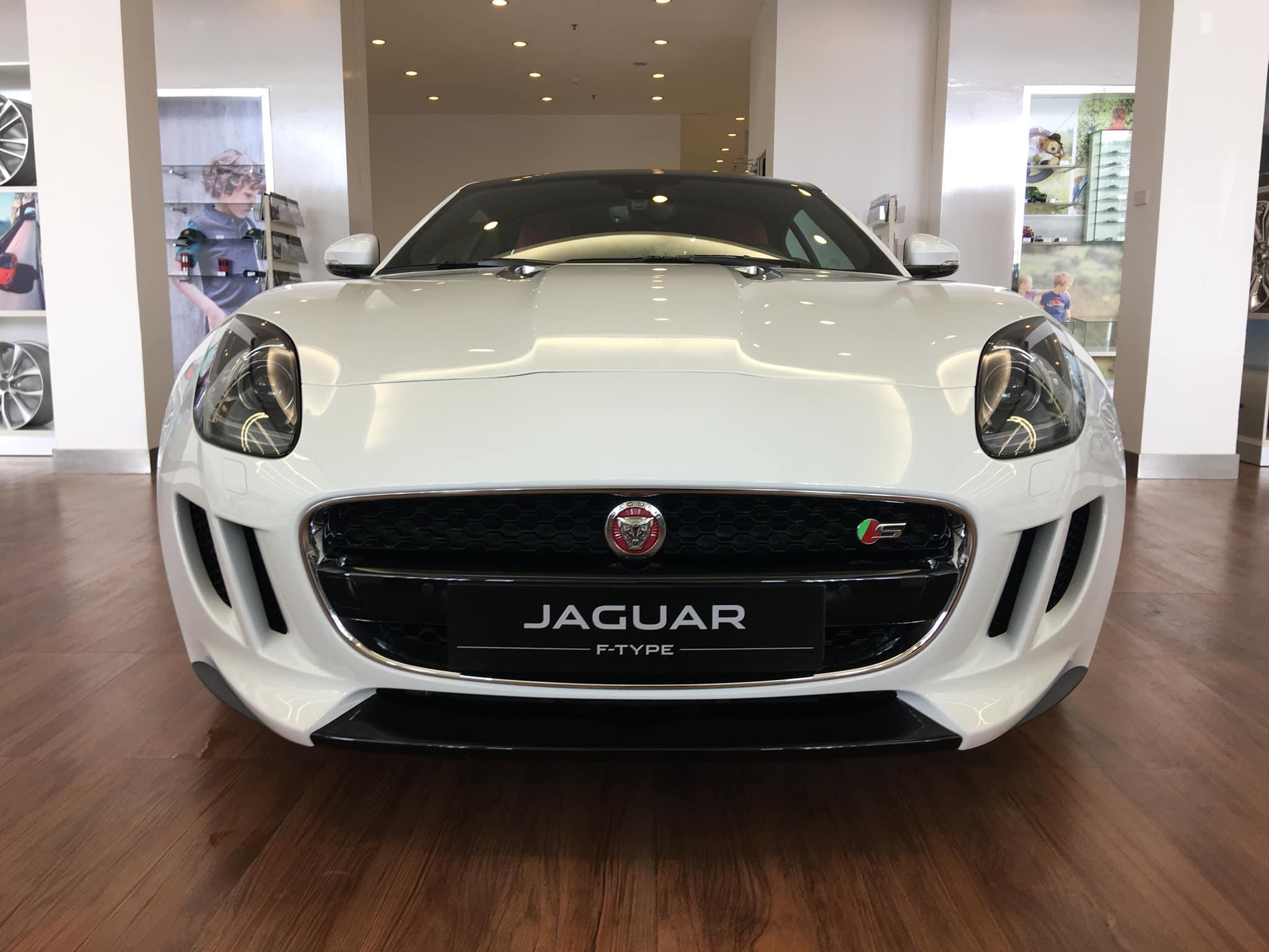 Siêu xe Jaguar mới của đại gia