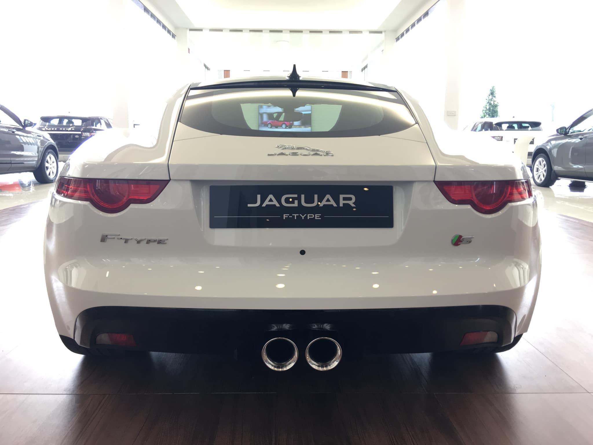 Siêu xe Jaguar đại gia Việt Nam