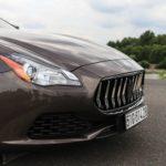 Xe sang Maserati Quattroporte vừa chạy đã bán 6,8 tỷ đồng