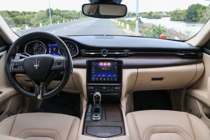 Xe đẹp Maserati đình đám