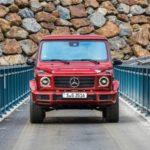 Mercedes G Class bản máy dầu siêu mạnh