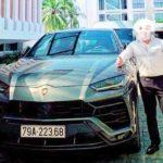 Đại gia Nha Trang gắn biển Lamborghini Urus giá 25 tỷ