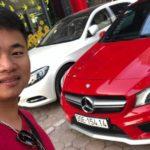 Xe sang Mercedes CLA 45 AMG siêu phẩm 2.0 lít