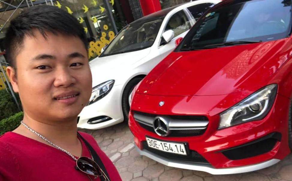 Xe sang Mercedes đẹp cho đại gia