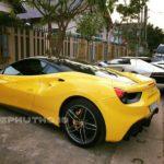 Đại gia Phú Thọ mua siêu xe Ferrari, Lamborghini ?