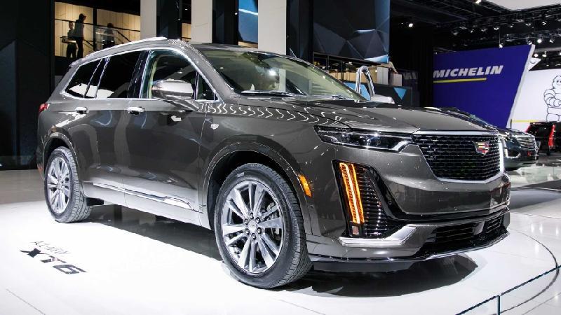 Xe SUV siêu sang Cadillac mới