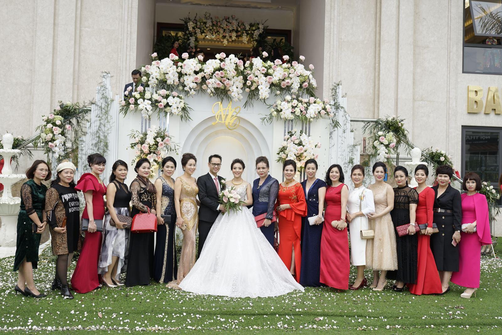 Đám cưới hoành tráng Nam Định