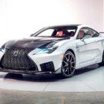 Xế sang Lexus RC F Track Edition 2020 đẹp mê hồn
