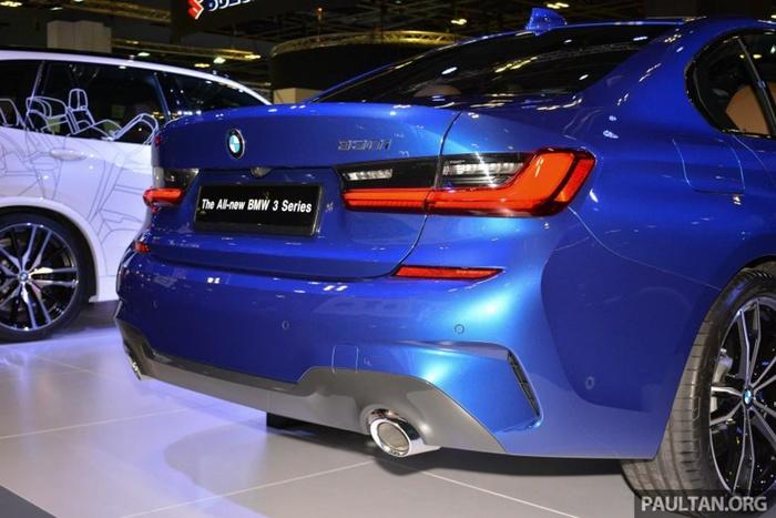 Động cơ xe sang BMW đại gia