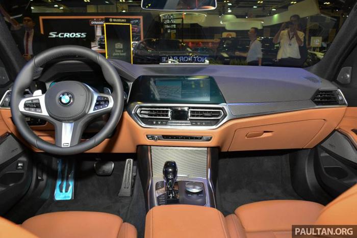 xe sang bmw cực công nghệ