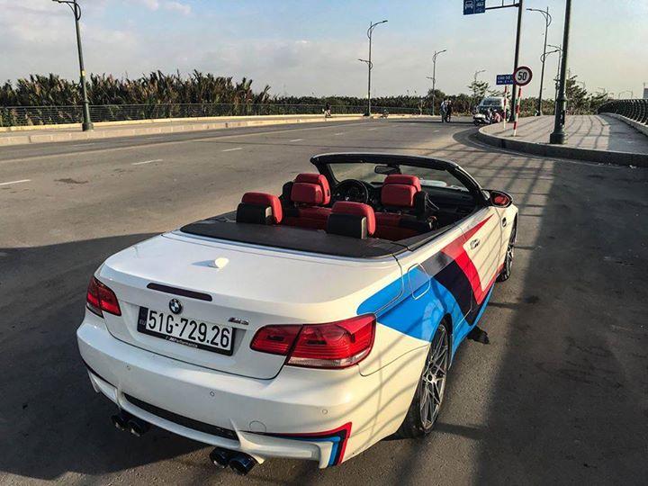 Siêu xe BMW đại gia Sài Gòn
