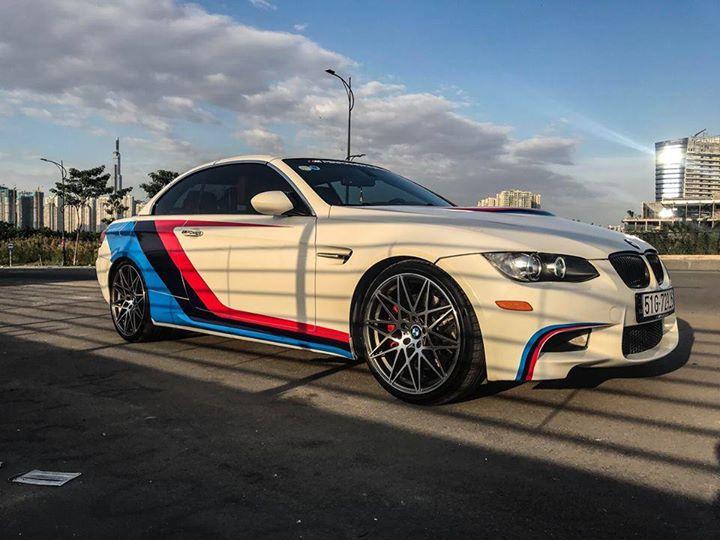 Siêu phẩm BMW đẹp Sài Gòn
