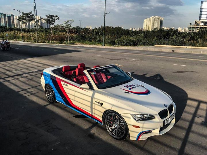 Siêu xe BMW M3 đẹp nổi tiếng