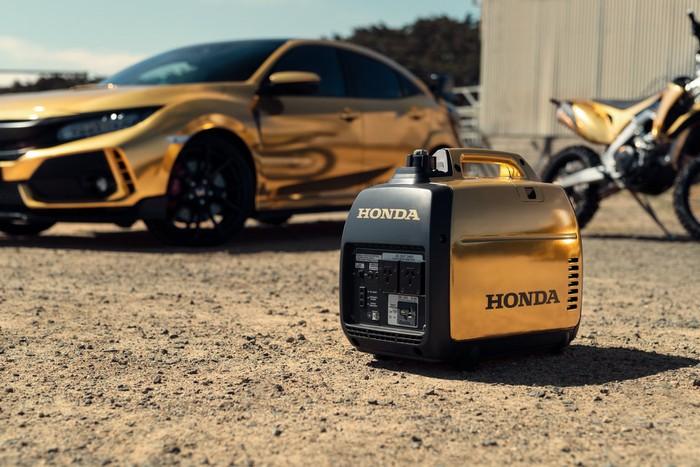 honda mạ vàng siêu xe khủng nhất