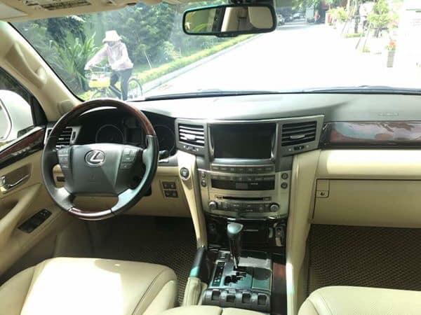 Xe sang Lexus đời cũ