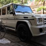 Siêu phẩm Mercedes G500 độ Body kit Wald International