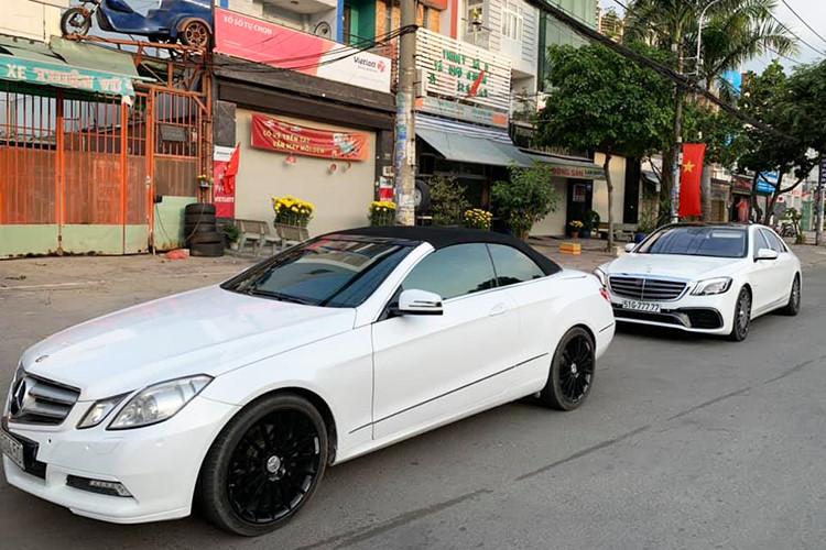 Xe đẹp Sài Gòn biển ngũ quý