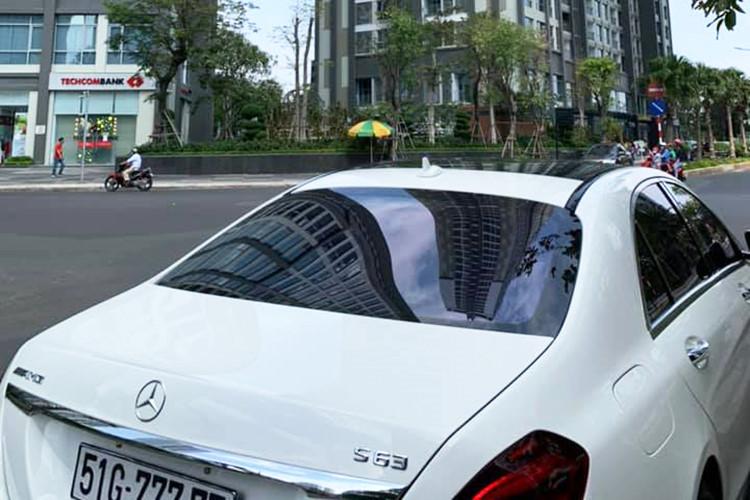 Xe sang độ khủng tại Sài Gòn