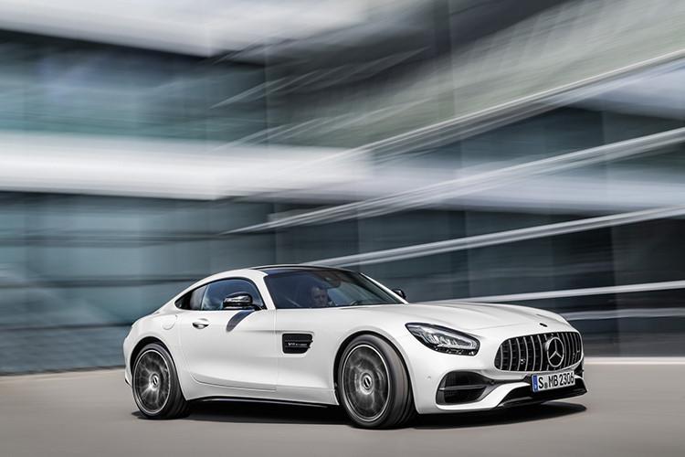 Quái thú Mercedes AMG GT 2020 trình làng gây choáng