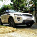 Xe sang hiếm Range rover Evoque Coupe ở Sài Gòn
