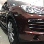 Xế sang Porsche Cayenne màu cực hiếm bán lại 2,2 tỷ