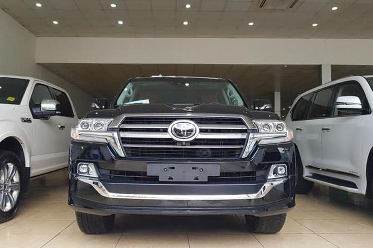 Toyota Land Cruiser độ MBS khủng