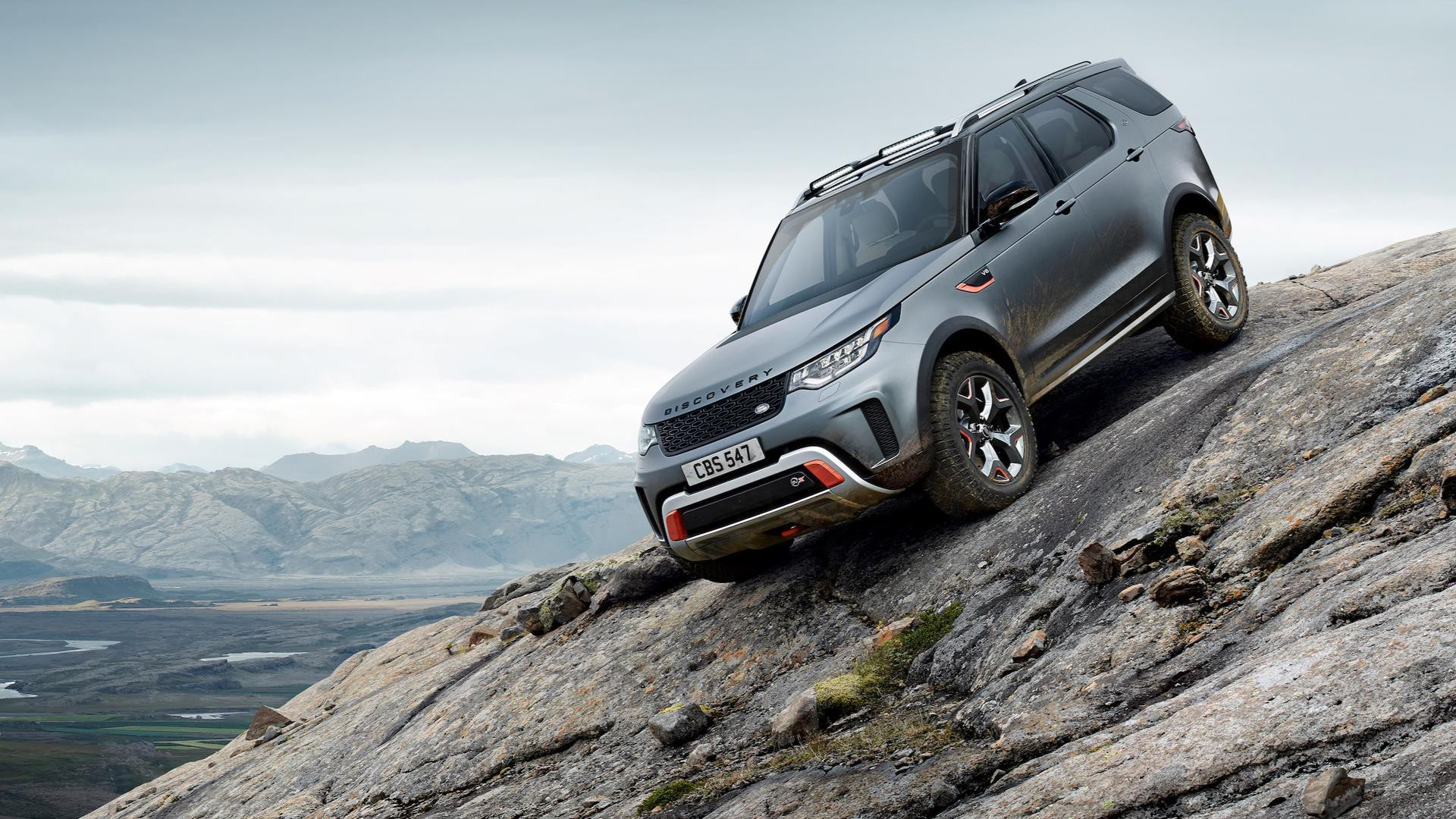 xe sang khủng Land rover Discovery sport