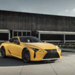 Xe thể thao Lexus LC 500 cho dân chơi mê xe Nhật