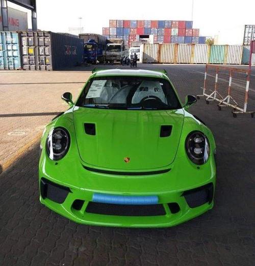 Siêu xe Porsche 911 tuyệt đẹp và đẳng cấp cao