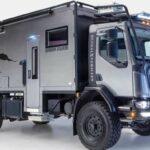 Siêu nhà đi động GXV Patagonia cho đại gia