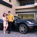 Ca sĩ Đan Trường mua Rolls royce, maybach và Lamborghini