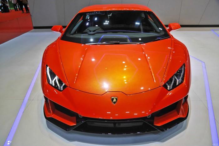 Siêu xe Lamborghini Huracan EVO hàng đỉnh cao