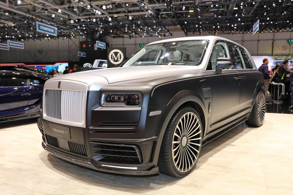 Rolls-Royce Cullinan hàng khủng độ đáng mơ ước